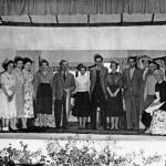 1950s/60s Parish Hall Entertainments