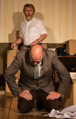 The Boundary performed by Aldermaston Players