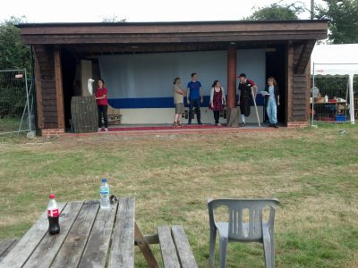 Rehearsals at the Barn, Frouds Lane