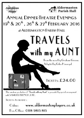 Travels with My Aunt - Aldermaston Players