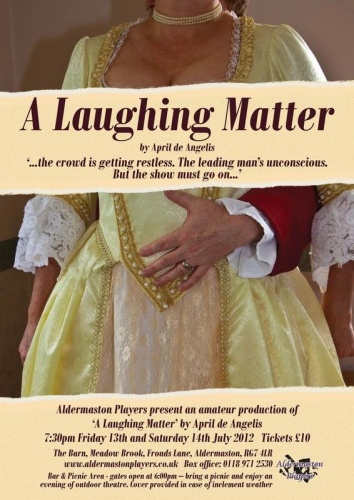 2012-A Laughing Matter Poster A4 fourth version